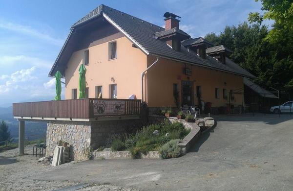 Planinski dom na Uštah - Žerenku