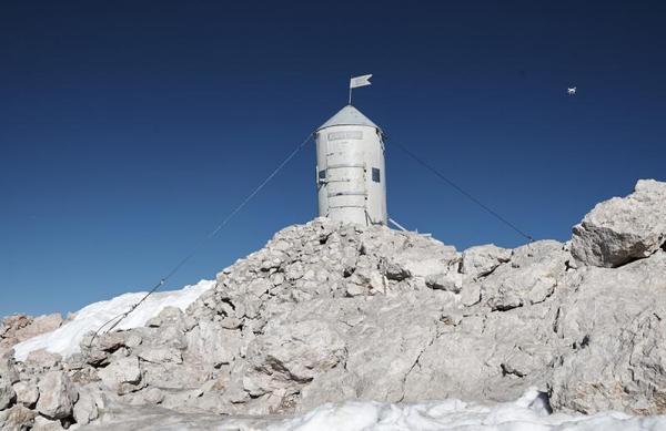 V petek Aljažev stolp zapušča Triglav