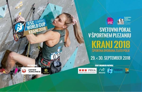 Najboljši športni plezalci sveta že naslednji vikend v Kranju