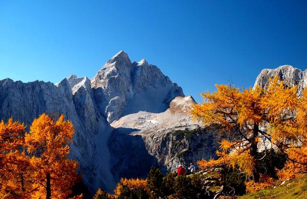 Kje v slovenskih gorah lahko uživate v čudovitih barvah?