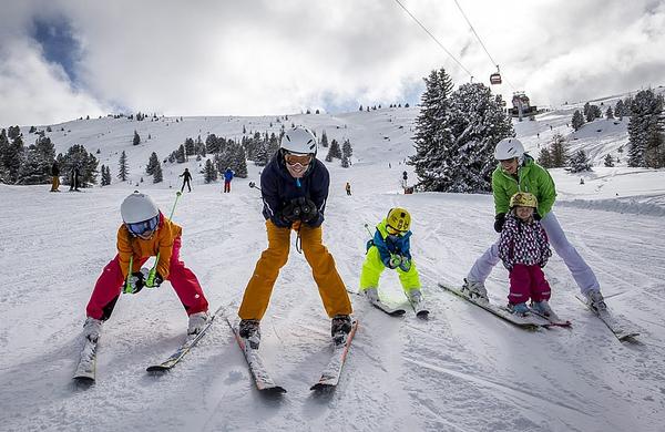 Popoln zimski užitek na aktivnih počitnicah na Štajerskem!