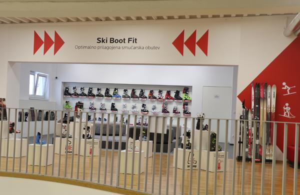 Z Alpino do optimalno prilagojenih smučarskih čevljev