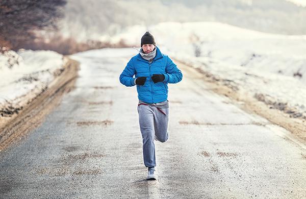 Ohranite odpornost v mrzlih dneh