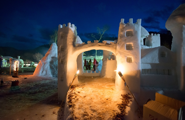 Gradovi kralja Matjaža se selijo na bolj ugodno lokacijo