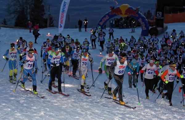Lumarjev Vertikal - državno prvenstvo turnih smučarjev v vzponu