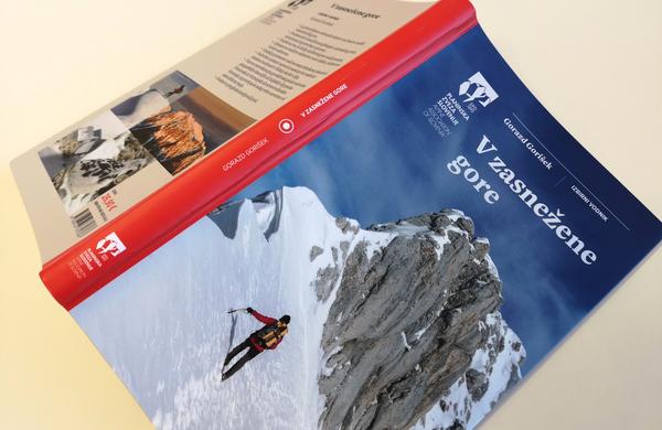 Nov planinski vodnik: V zasnežene gore - s primerno opremo in znanjem