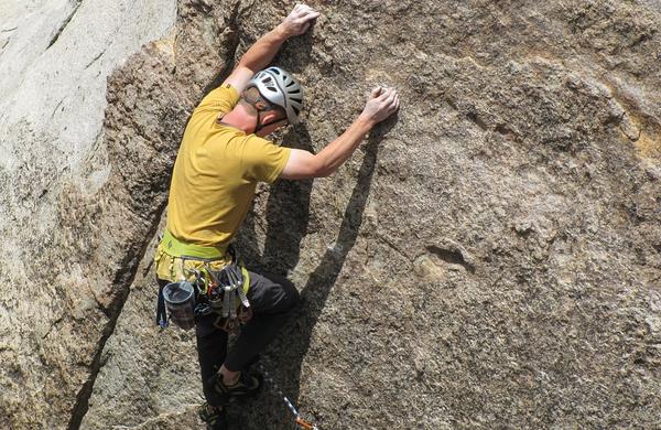 Pravilna izbira in pravilna uporaba plezalne opreme je prvi pogoj za varno plezanje