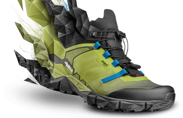 Alpina predstavlja novo generacijo lahkih pohodniških čevljev