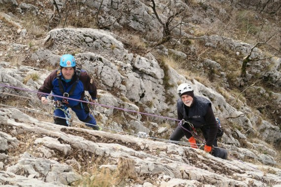 Na Vipavskem vas čaka nova planinska pot