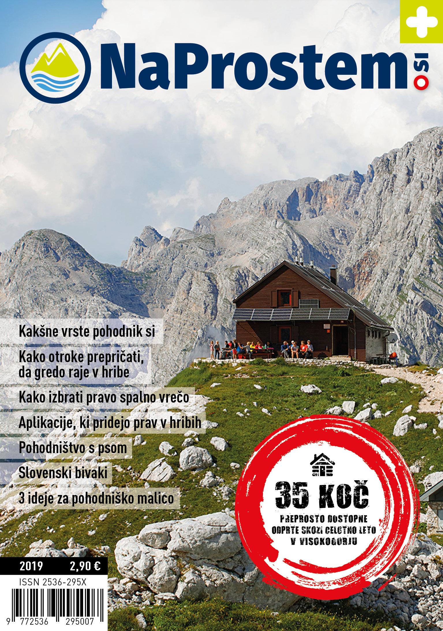 NaProstem.si plus: Vsak planinec lahko pripomore k vzdrževanju planinskih poti