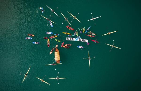 Balkan Rivers Tour 4 se vrača domov na reko Sočo