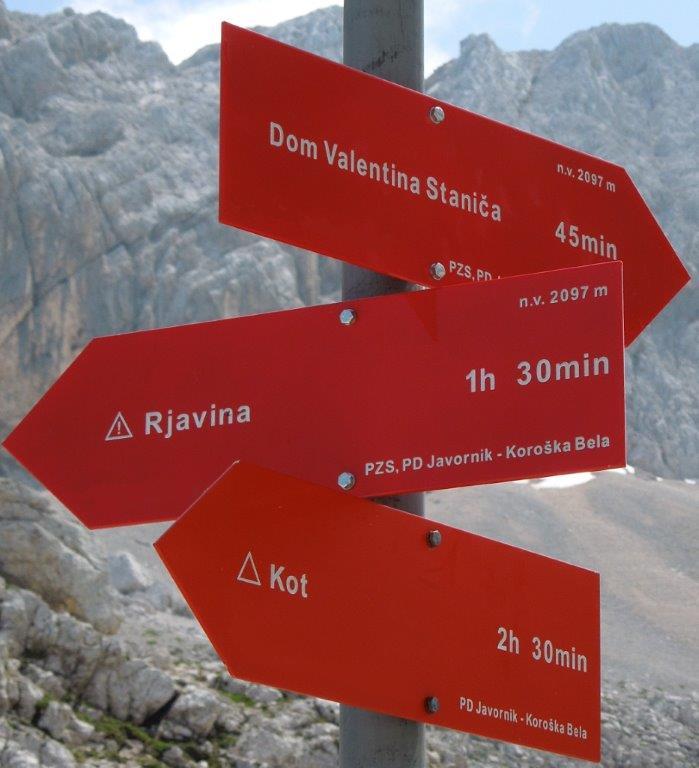 Dodatna pojasnila o zaprtju planinske poti čez Komarčo