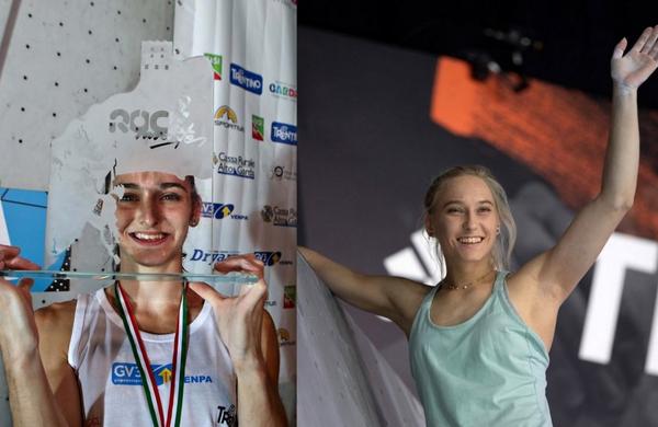 Mia Krampl zmagovalka Arco Rock Mastra, Janja Garnbret druga na Adidas Rockstars