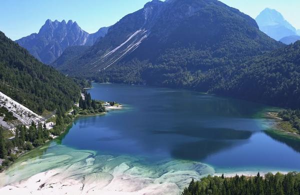 Izletniške ideje: Rabeljsko jezero