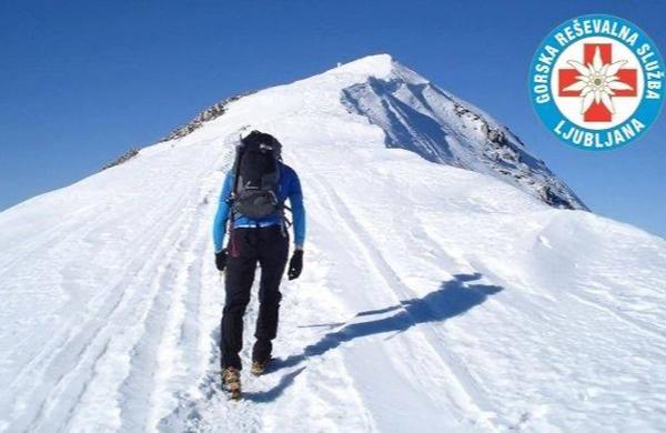 Dan varnejšega gibanja v gorah v zimskih razmerah