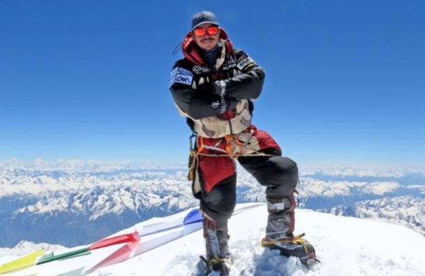Nepalski alpinist Nirmal Purja v sedmih mesecih na 14 najvišjih vrhovih sveta