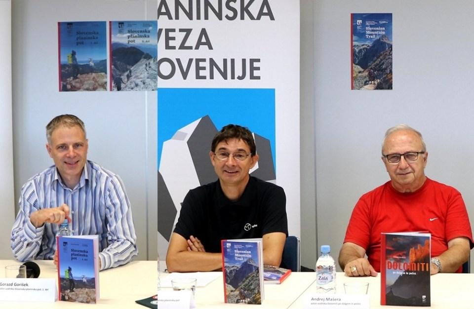 Dogodek: Po Slovenski planinski poti in v Dolomite