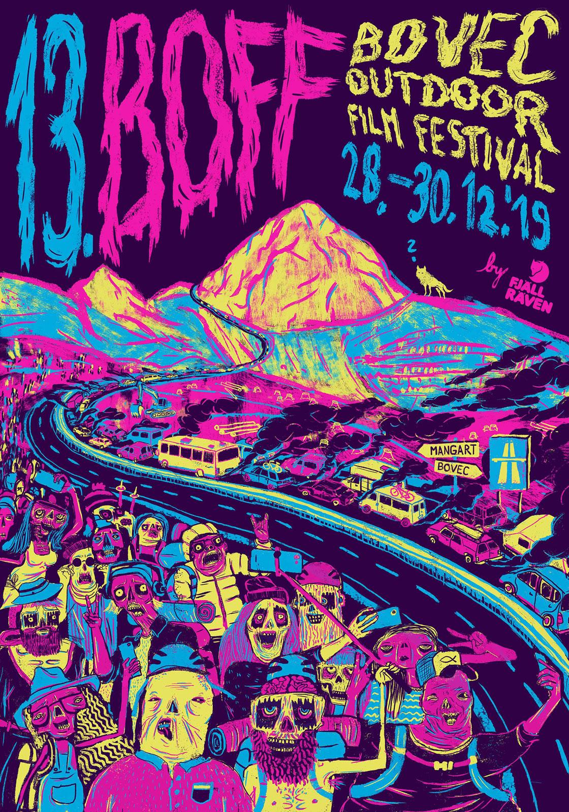 13. festival BOFF prinaša 32 filmov