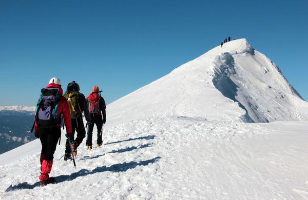 Tudi na lahki planinski poti nujni primerna telesna pripravljenost in ustrezna obutev