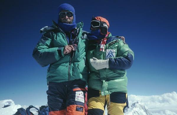 Zgodbe iz izolacije – alpinistična predavanja prek spleta