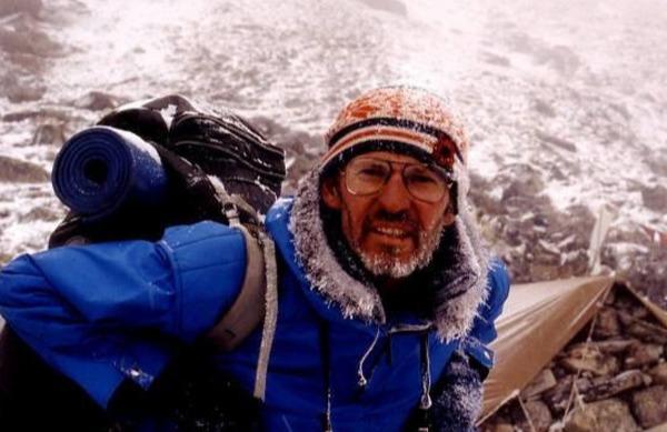 Slovo Toneta Škarje, velikana slovenskega alpinizma