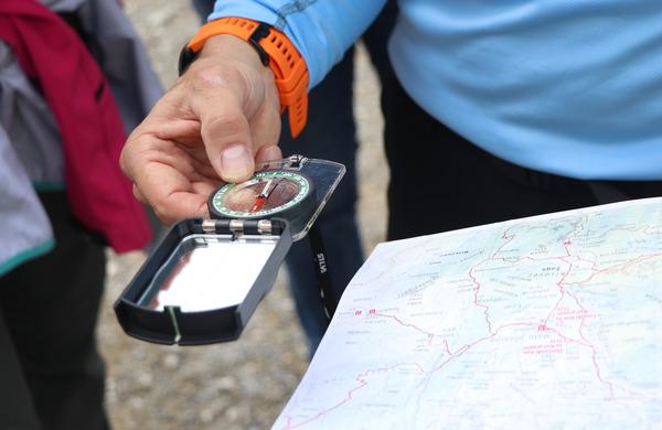 Zakaj je pomembno, da v gorah znamo brati zemljevid?
