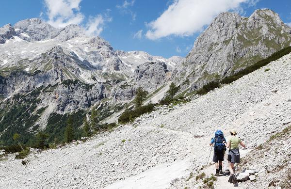 Obvestilo o zaprtih planinskih poteh: Se odpravljate na Triglav?
