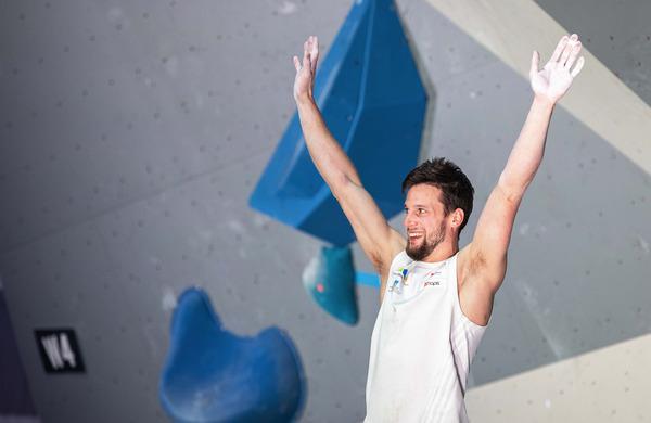 Jernej Kruder po odličnem finalu postal evropski prvak v balvanih