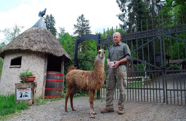 ZOO park Rožman – azil za živali z grenko preteklostjo