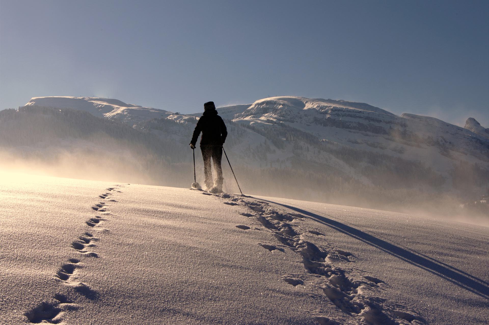 Spletni dogodki: Zima v gorah