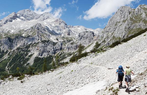 Uradno odprli Krono Slovenije: Nova 310 kilometov dolga pešpot