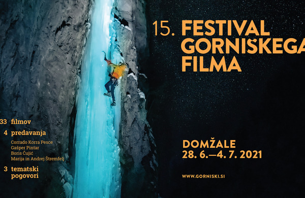 15. Festival gorniškega filma v Domžalah