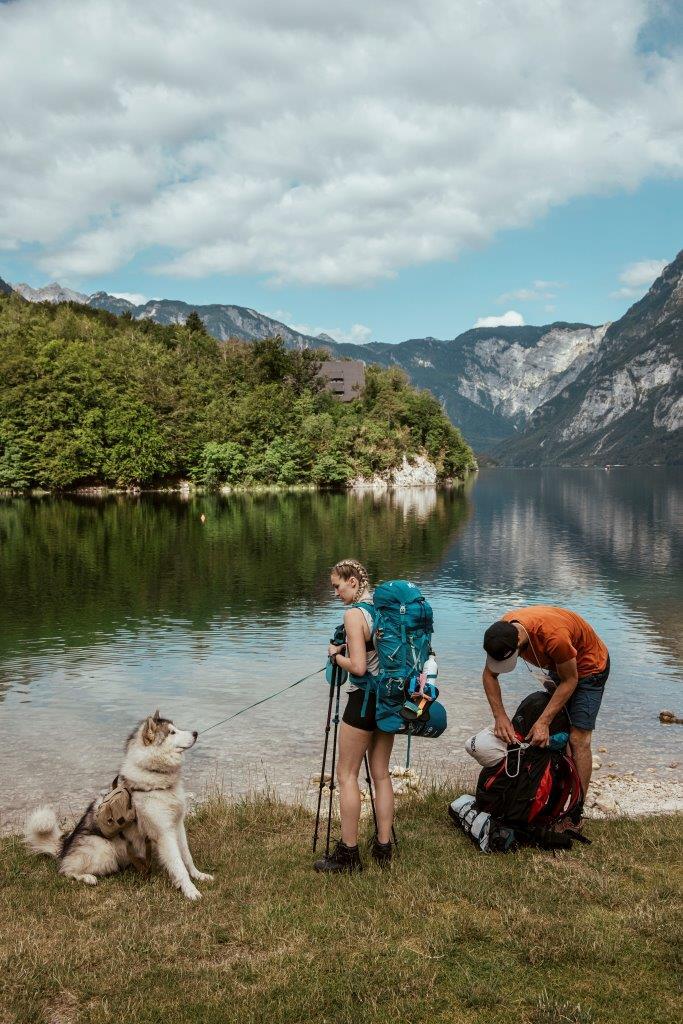 Prva slovenska pohodniška avantura I feel Slovenia HIGHLANDER Julian Alps uspešno zaključena